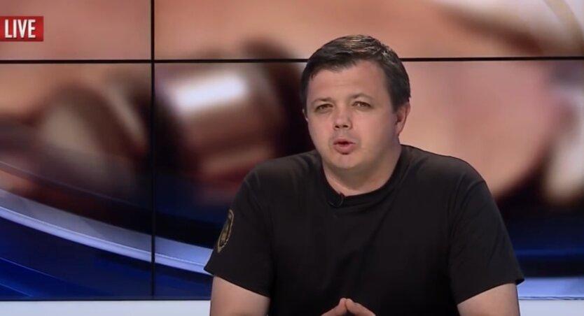 Семен Семенченко, Игорь Коломойский