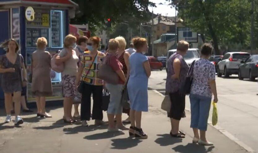 Масочный режим, Украина, коронавирус