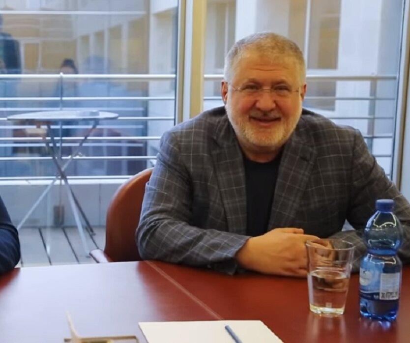 Игорь Коломойский и ПриватБанк