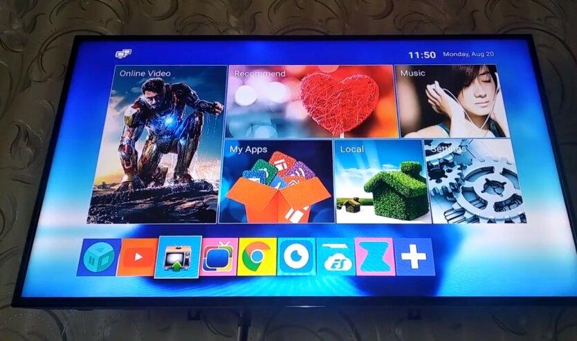 Телевидение в Украине, Цифровое телевидение в Украине, Провайдер Lanet