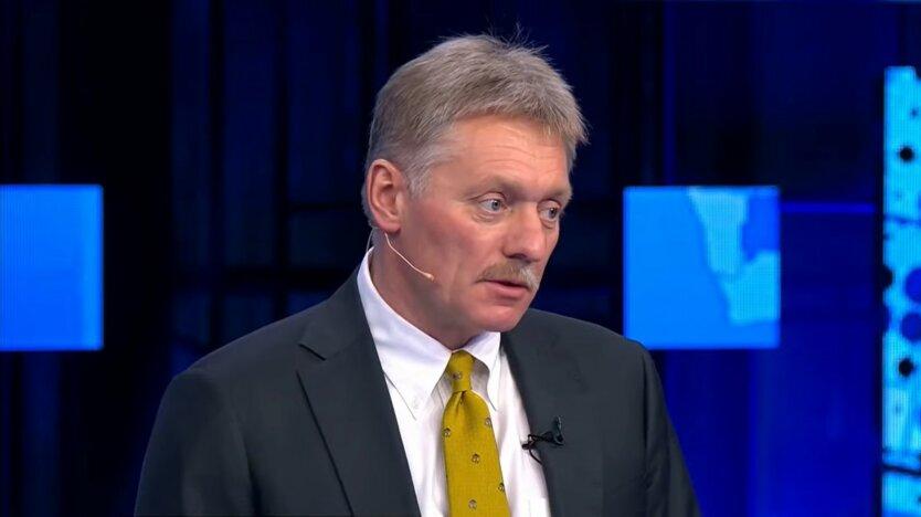 Дмитрий Песков, встреча Зеленского и Путина, Кремль
