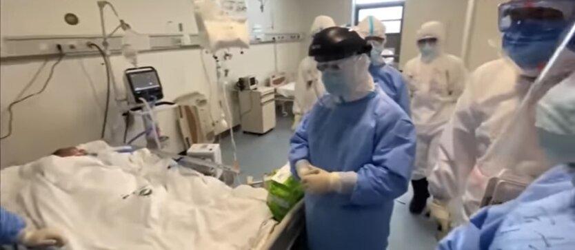 Китай, коронавирус, США