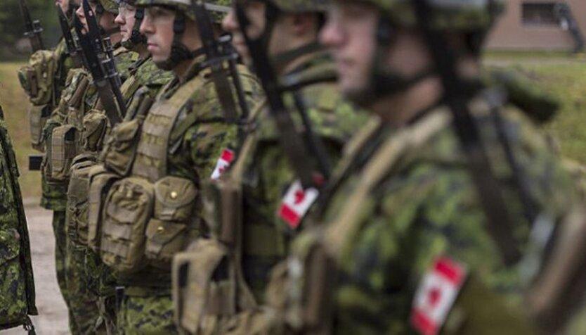 армия_Канада