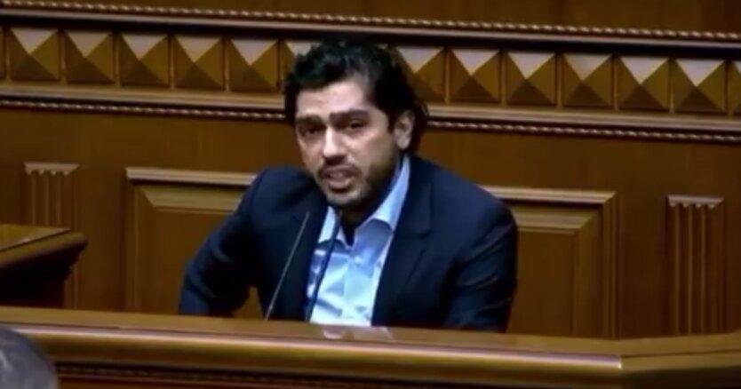 Лерос заявил о новом компромате на Тищенко, Комарницкого и Ермака