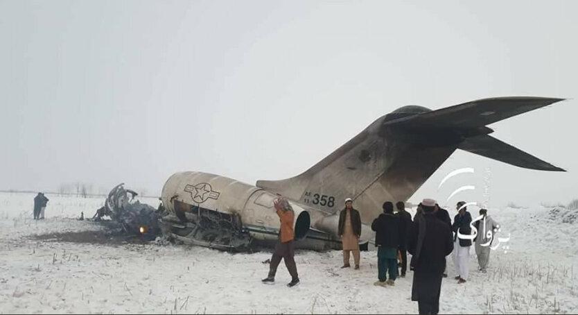 самолет-афганистан0