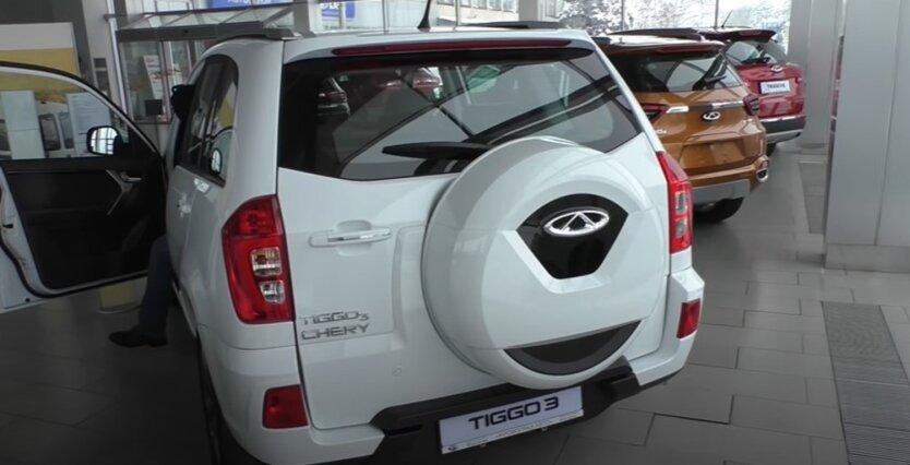 Названы самые продаваемые авто в Украине