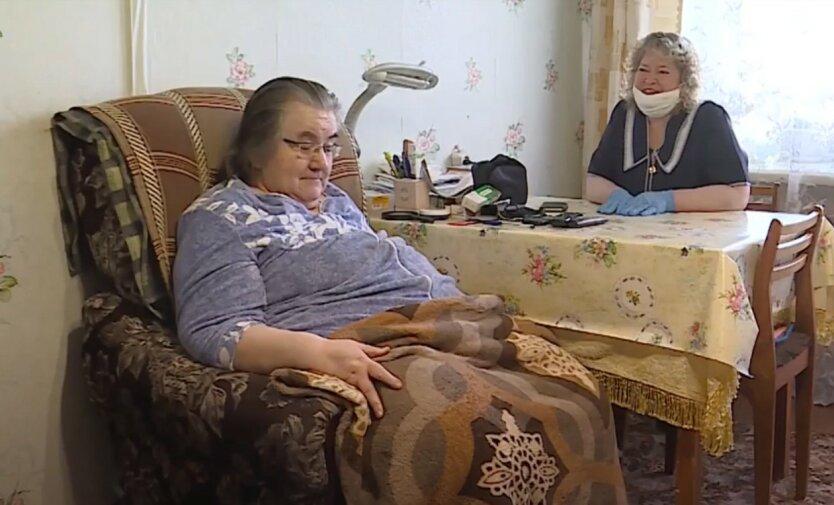 Украинцам могут компенсировать уход за родственниками: условия