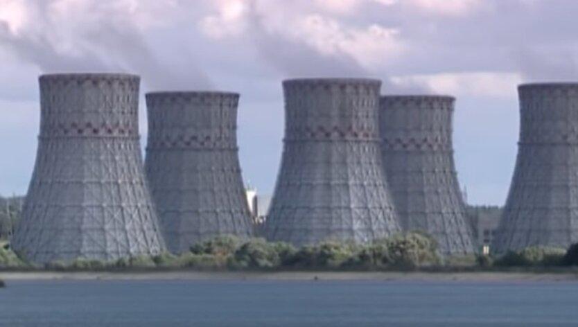 Атомная АЭС