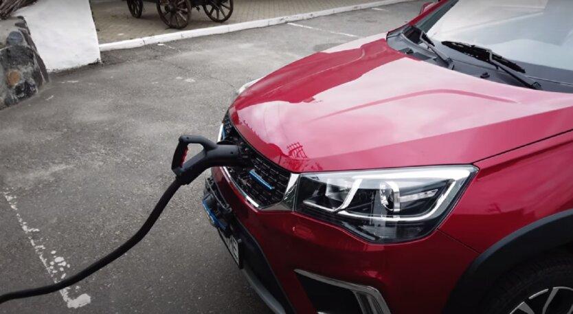 Рейтинг электромобилей в Украине