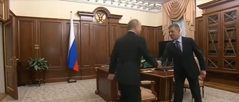 Путин и Козак