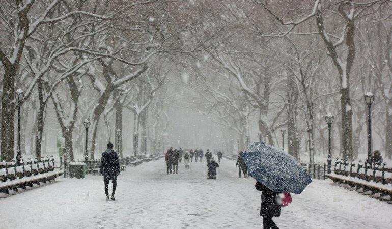 Погода в Украине, 2 декабря, прогноз