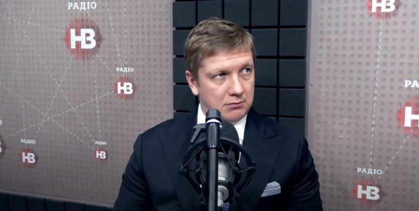 """Андрей Коболев, газ, """"Нафтогаз"""""""
