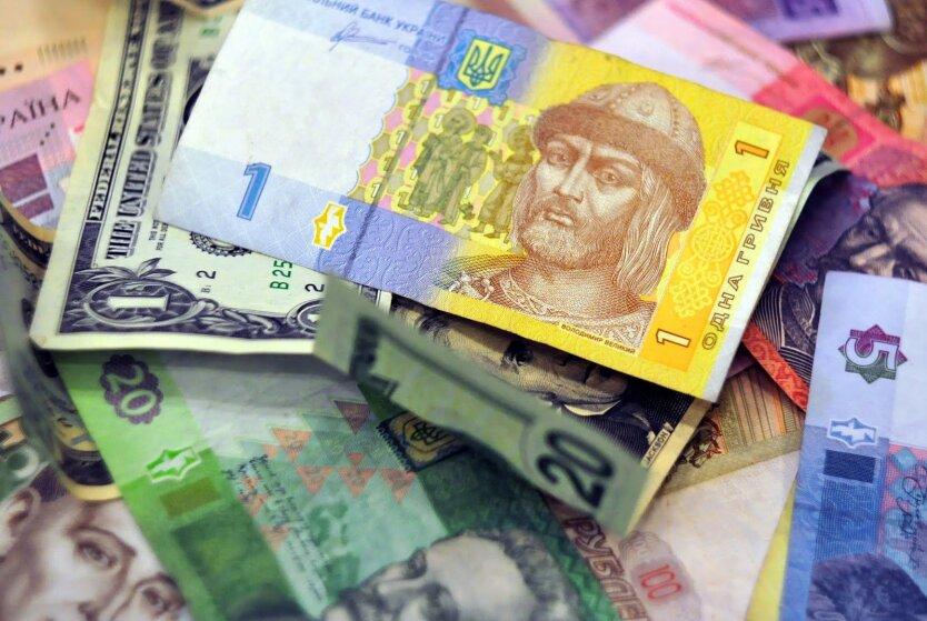 Курс валют, курс гривны, курс доллара
