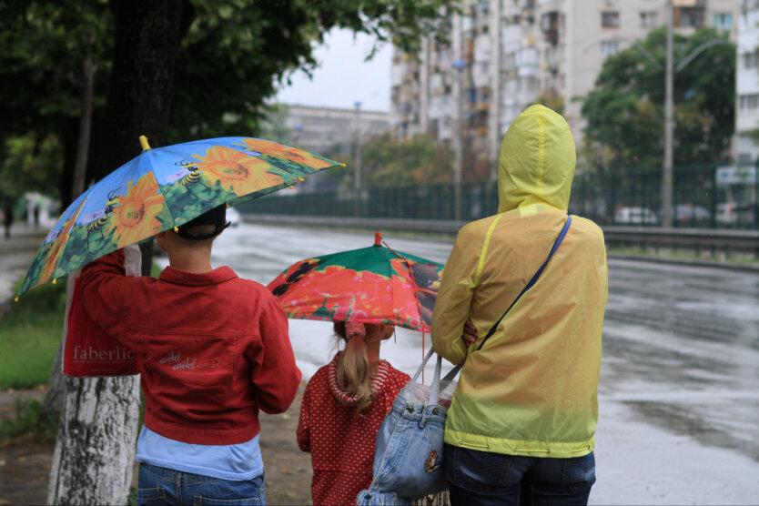 Погода в Украине, прогноз погоды, похолодание и дожди