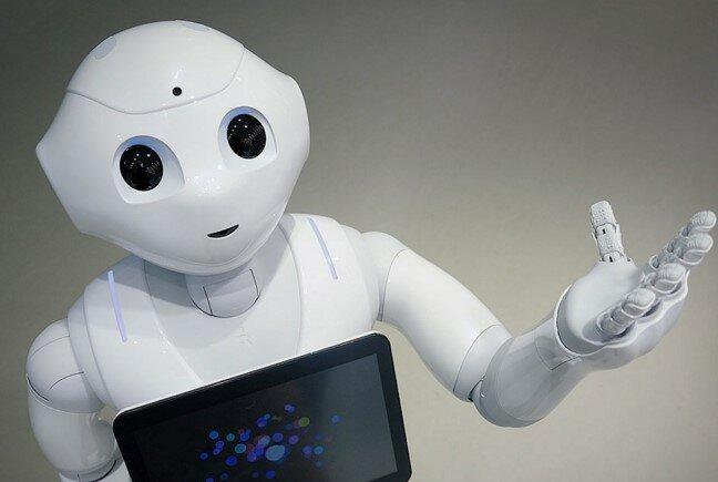 япония робот