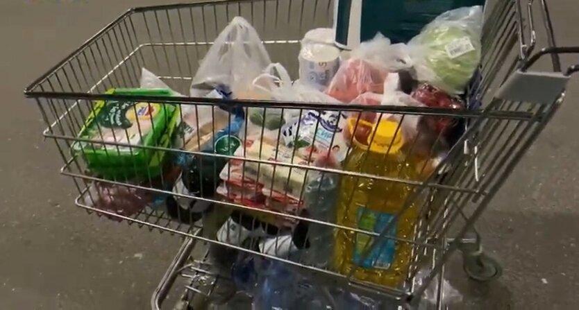 Продукты в Украине, рост цен на продукты питания, стоимость газа