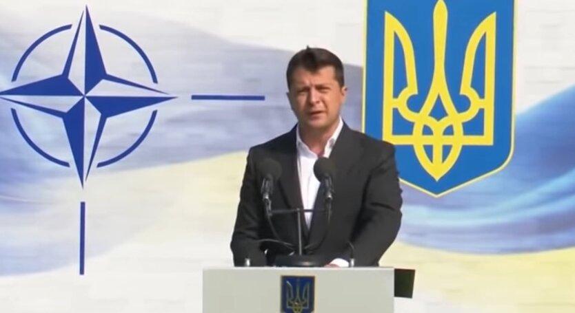 Владимир Зеленский, главный приоритет, Донбасс