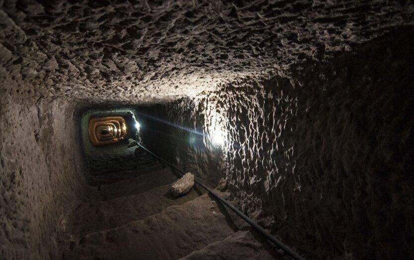 тоннель ацтеков 2