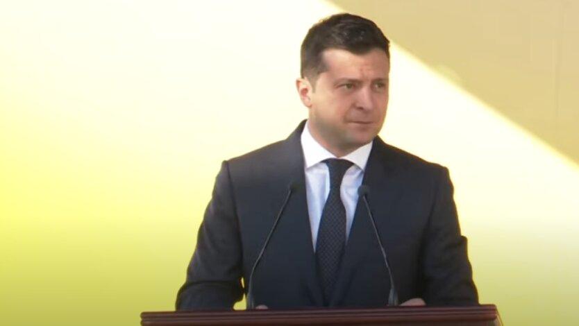 Владимир Зеленский, Донбасс, война