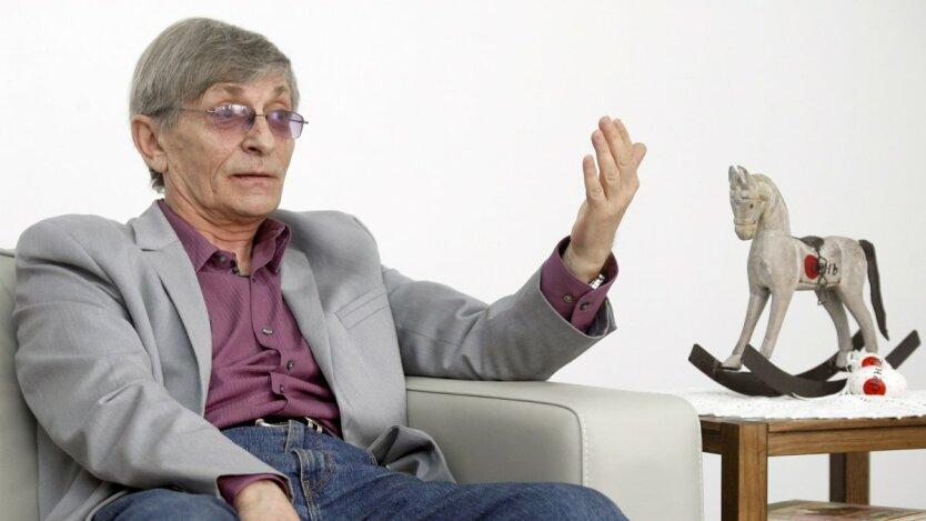 Доктор философских наук, заместитель директора Института социологии НАНУ Евгений Головаха