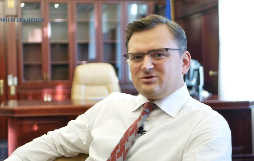 Дмитрий Кулеба, эскалация на Донбассе, Украина и Польша