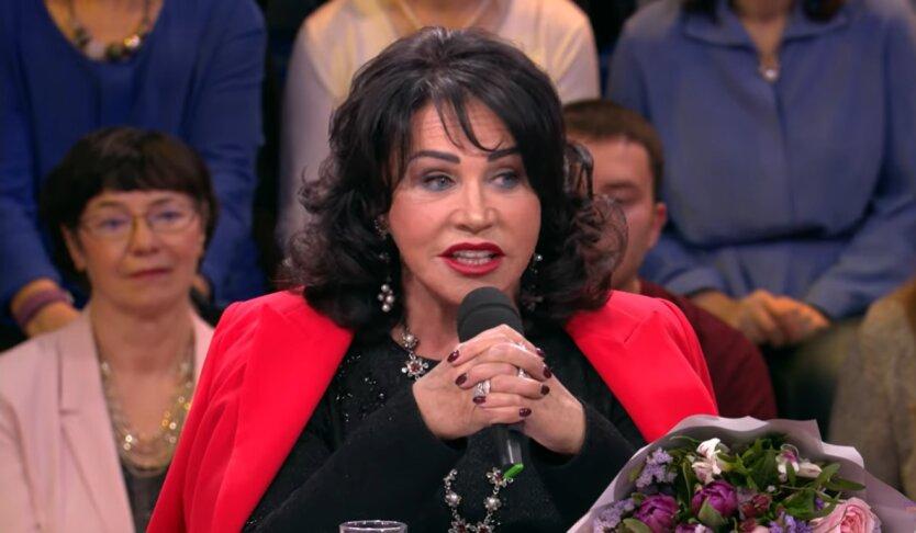 российская певица Надежда Бабкина, искусственная кома, коронавирус