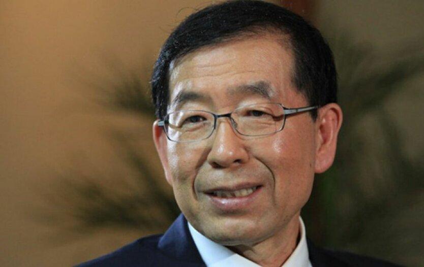Пака Вона Суна, исчезновение, мэр Сеула