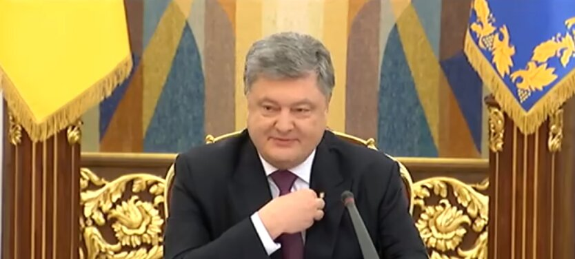 экс-президент, Петр Порошенко