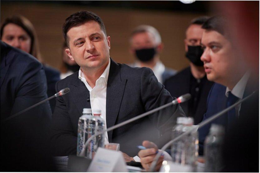 Владимир Зеленский, Петр Порошенко, Юрий Бойко, Рейтинг доверия политикам