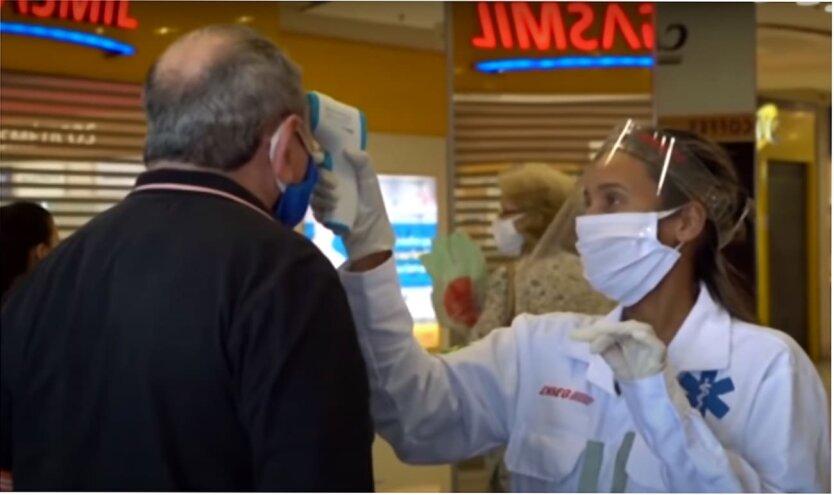 Борьба с коронавирусом, Локдаун из-за коронавируса, Александр Кухарчук