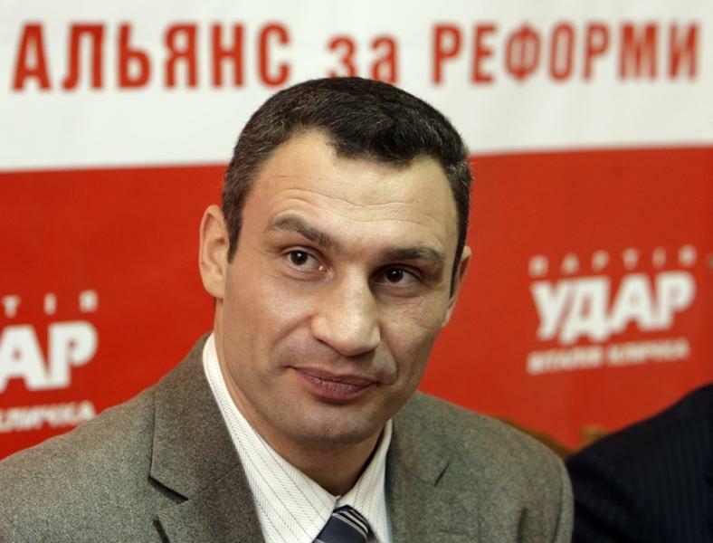 Кличко видит, что Янукович не собирается исправлять свои ошибки и поплатится за это