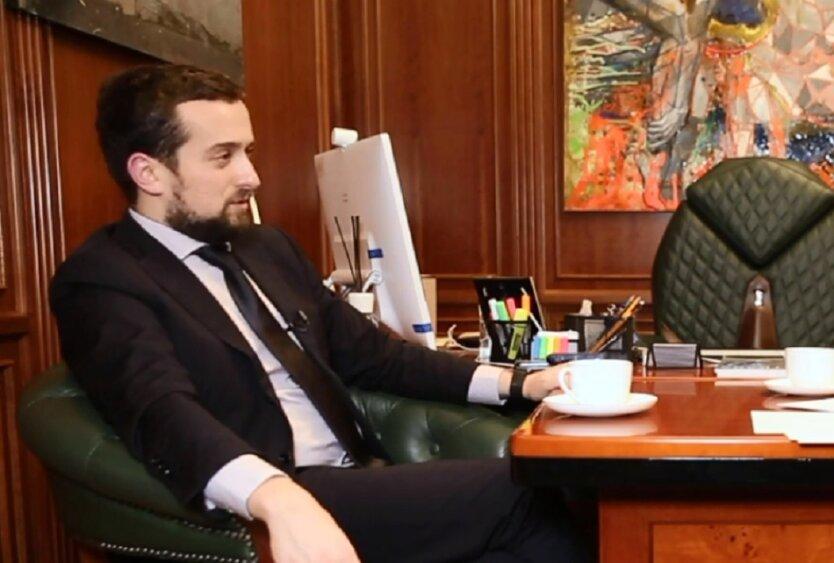 Заместитель главы Офиса президента Кирилл Тимошенко