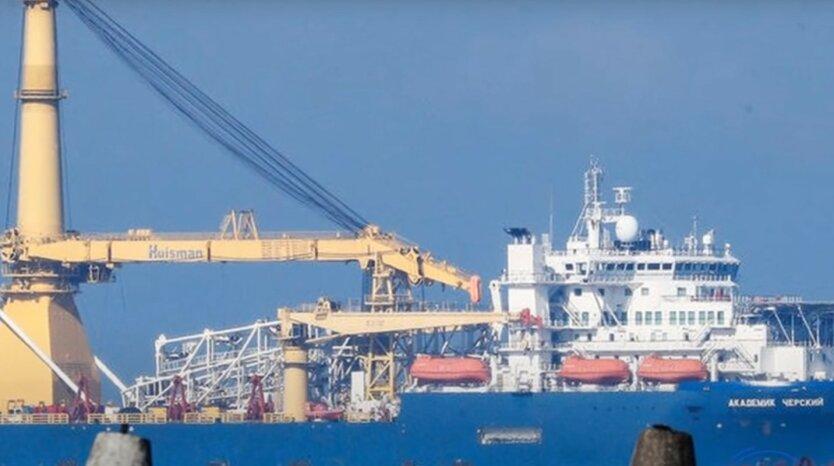 «Газпром» попытался обойти новые санкции за «Северный поток-2»