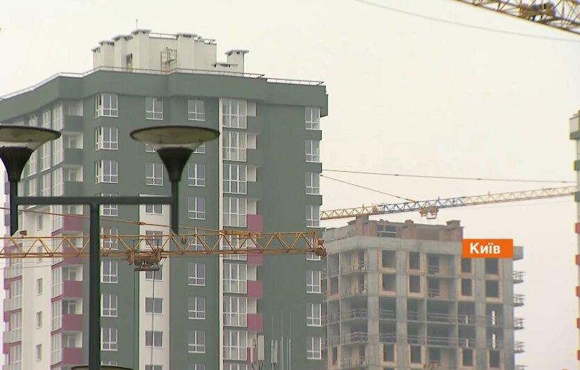 Квартиры, недвижимость в Украине, цены на жилье