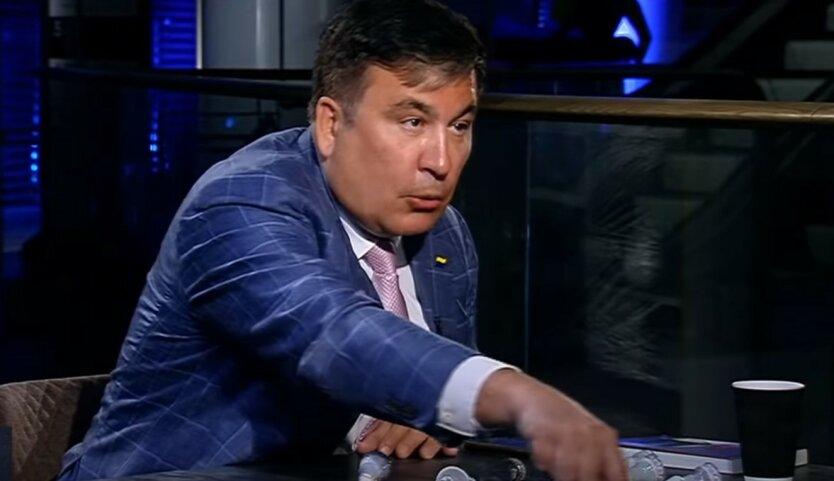 Зеленский заступится за Саакашвили перед «Слугой народа», - СМИ