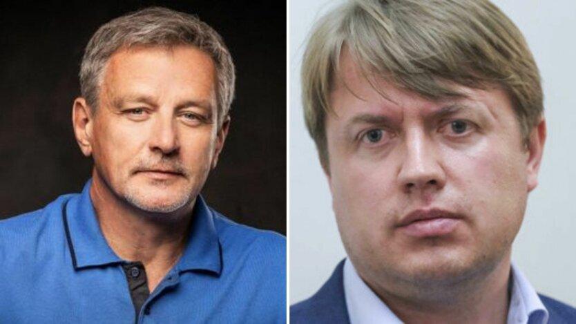 Андрей Пальчевский и Андрей Герус