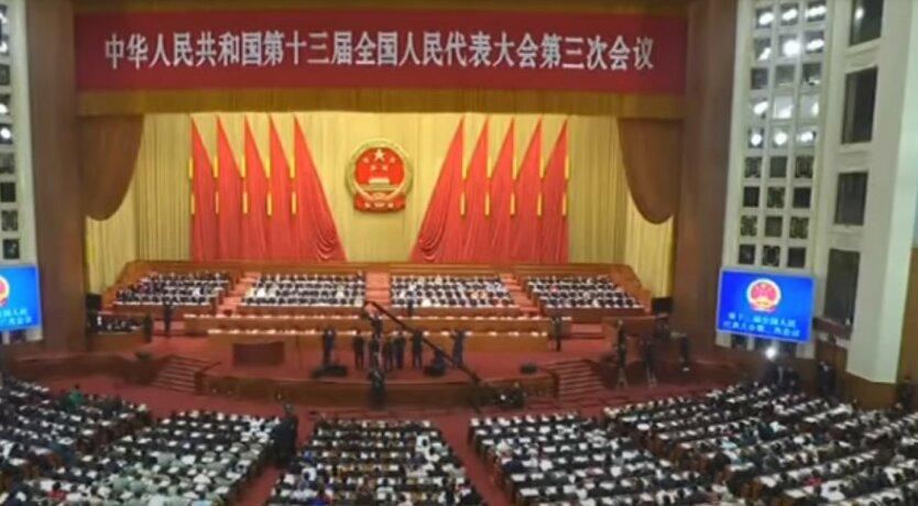 """Китай заговорил о новой """"холодной войне"""" с США"""