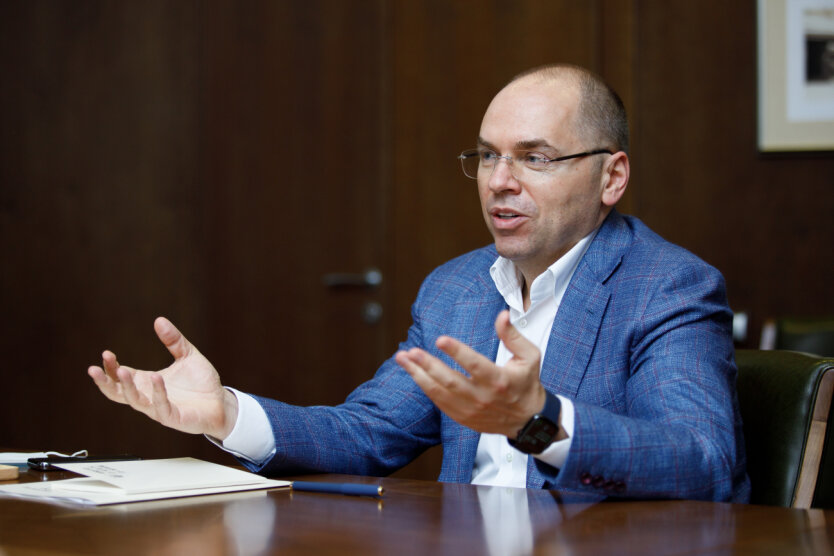 Максим Степанов,Коронавирус в Украине,Статистика по заболеваемости COVID-19