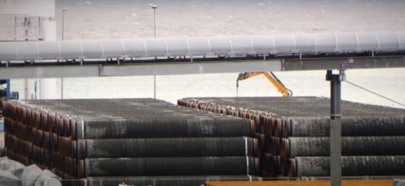 Санкции против газопровода Северный поток-2
