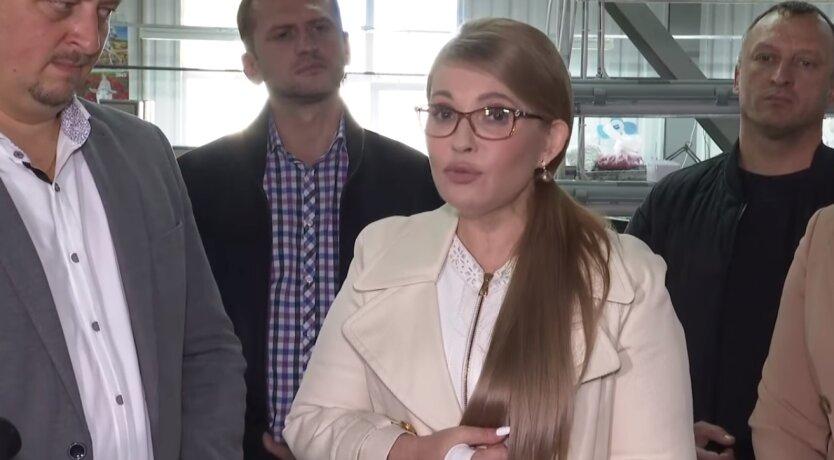 Юлия Тимошенко, опрос Зеленского, выборы в Украине