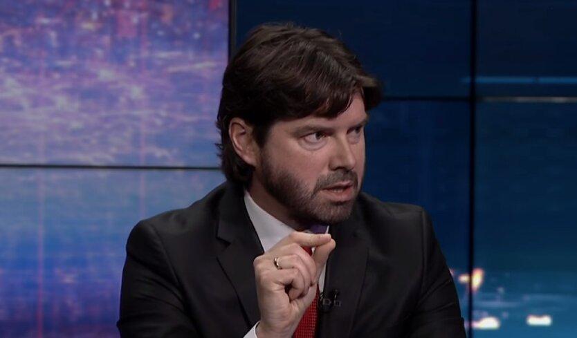 Глава Комитета экономистов Украины Андрей Новак