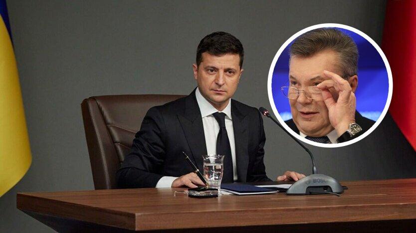 Как Зеленский скачет по пенькам Януковича