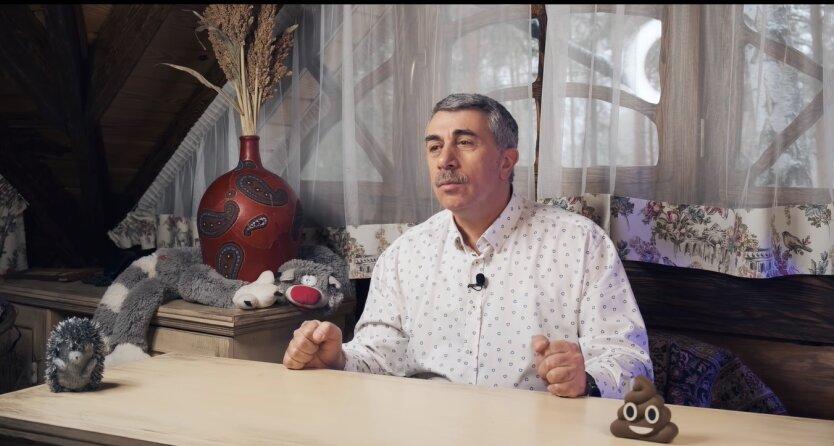 Евгений Комаровский, симптомы коронавируса, ОРВИ