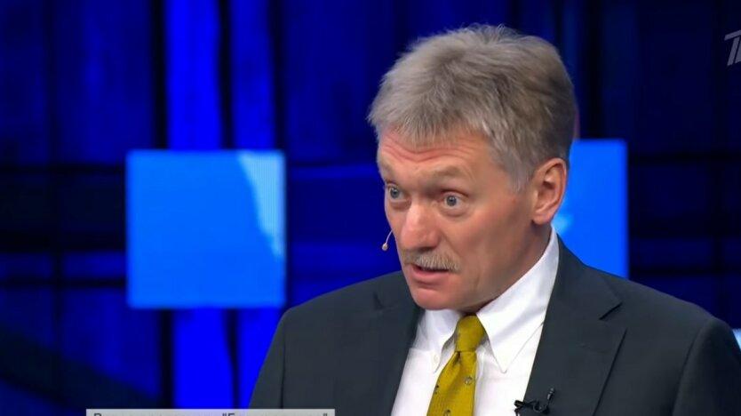 Дмитрий Песков, встреча Зеленского и Путина, Украина и Россия