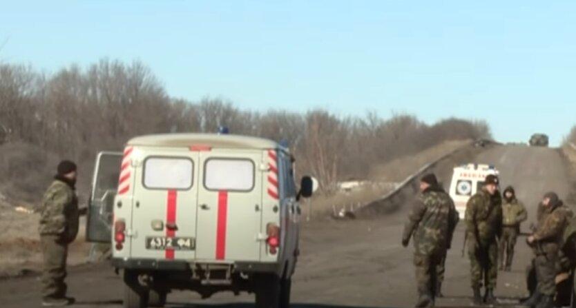 Донбасс, боевики, ВСУ