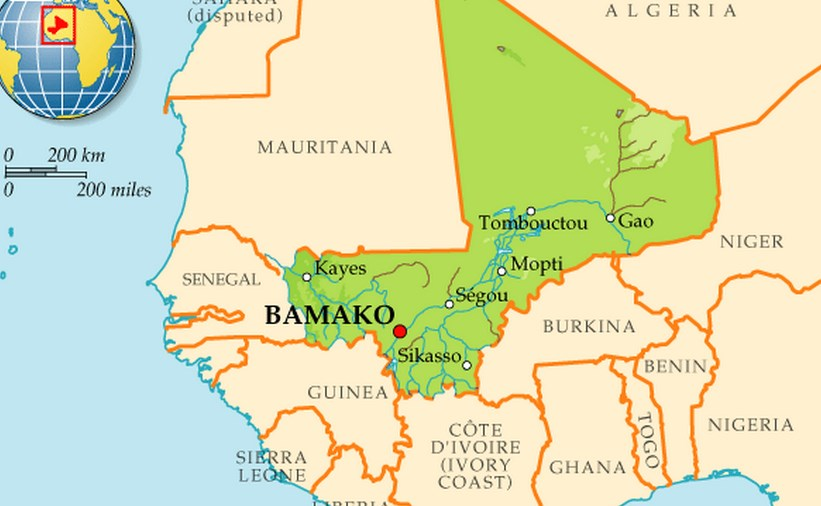 Русские инструкторы – в Мали знают, кто поможет навести порядок в стране