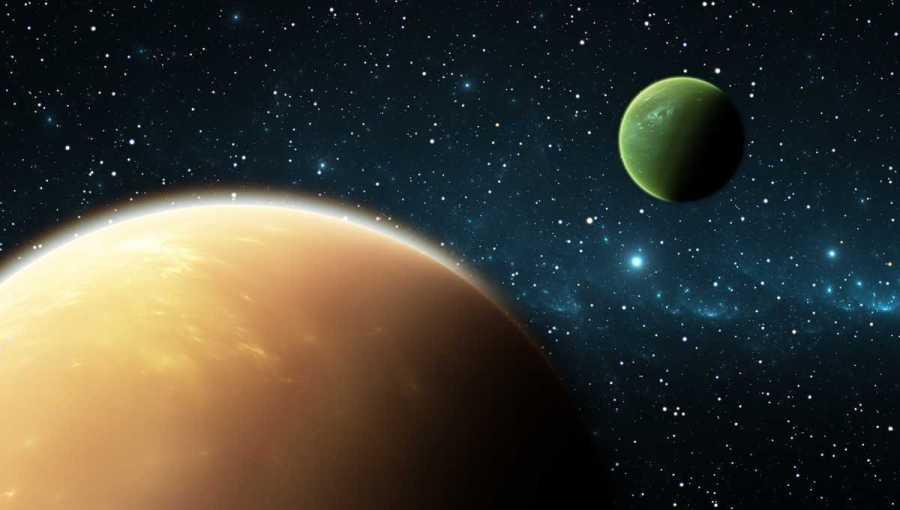Фотографии планет вне солнечной системы