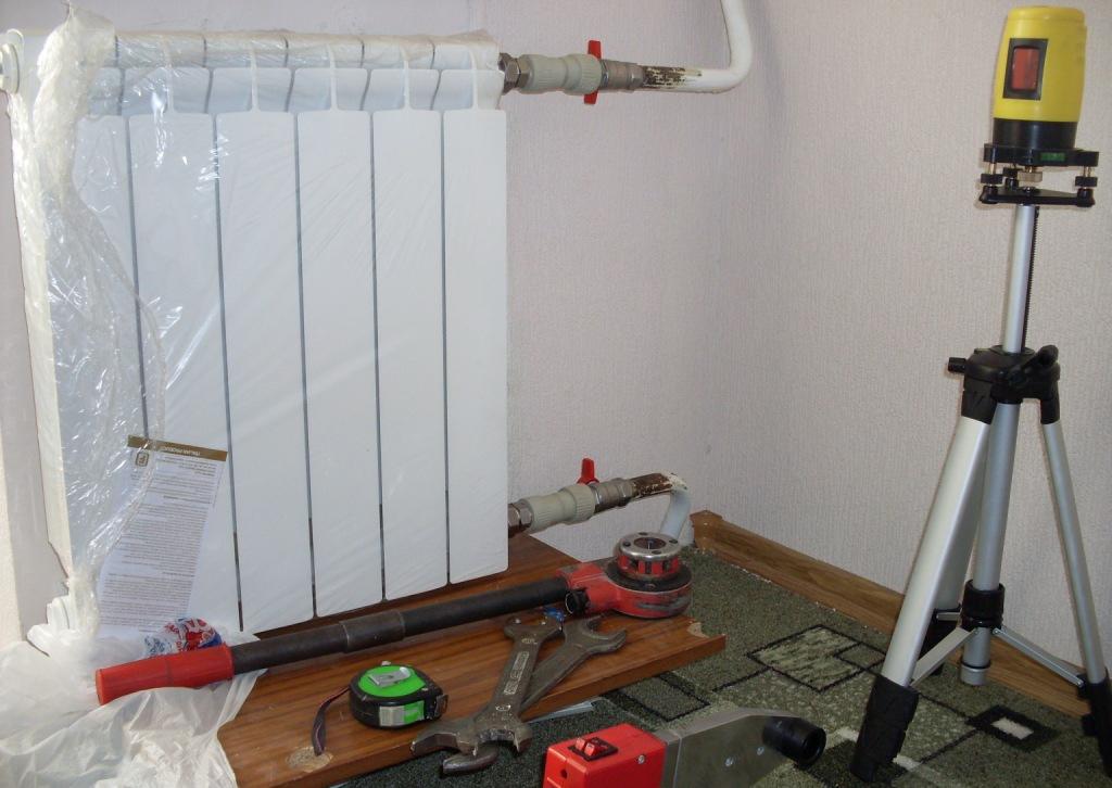 Правильное отопление радиаторов фото