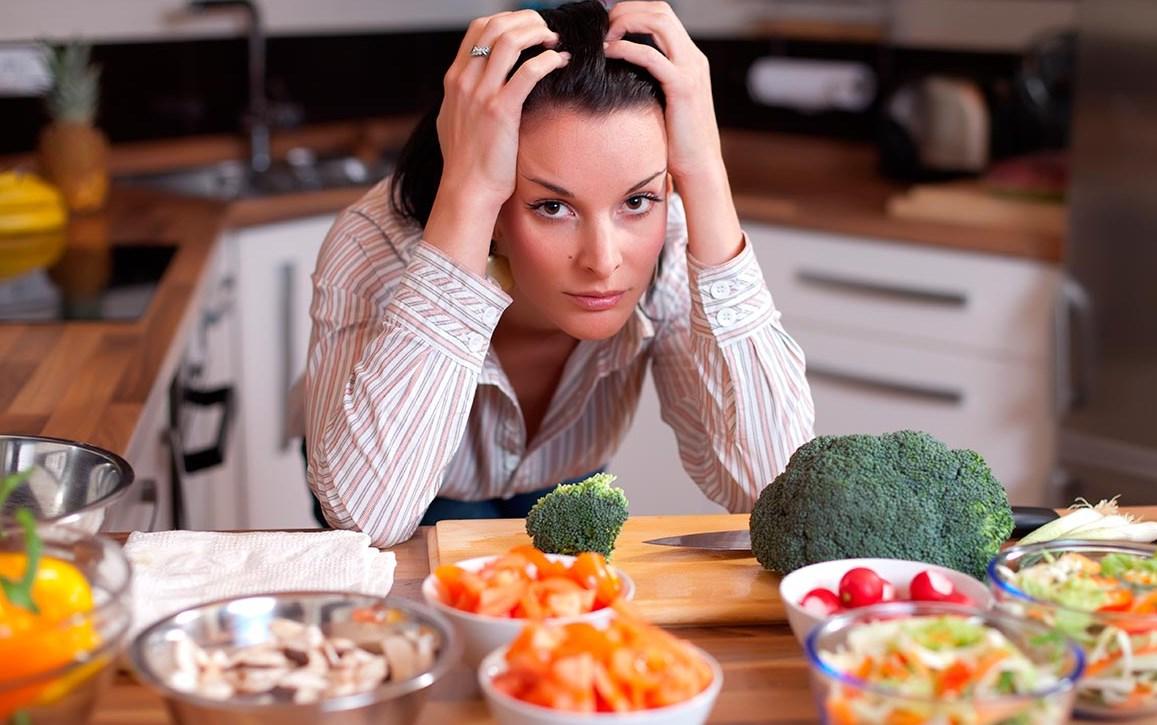 Чем перебить чувство голода во время диеты