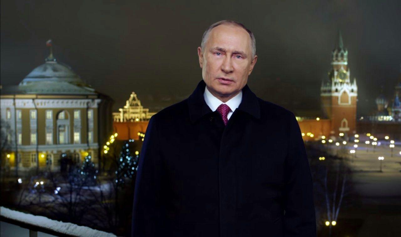 Украинское поздравление с новым годом прямой эфир